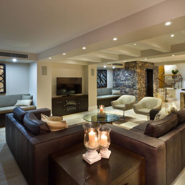 Reforma de Salón y Diseño de Interiores
