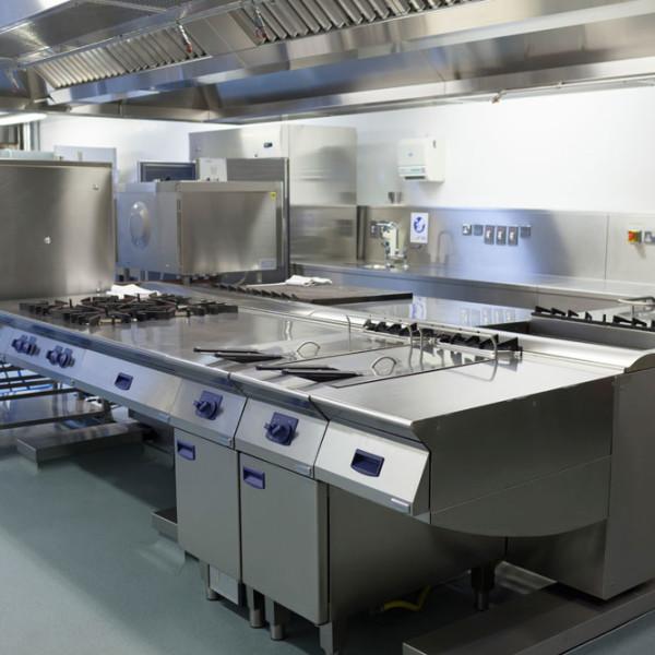 Diseño y Reforma de Cocina de Restaurante