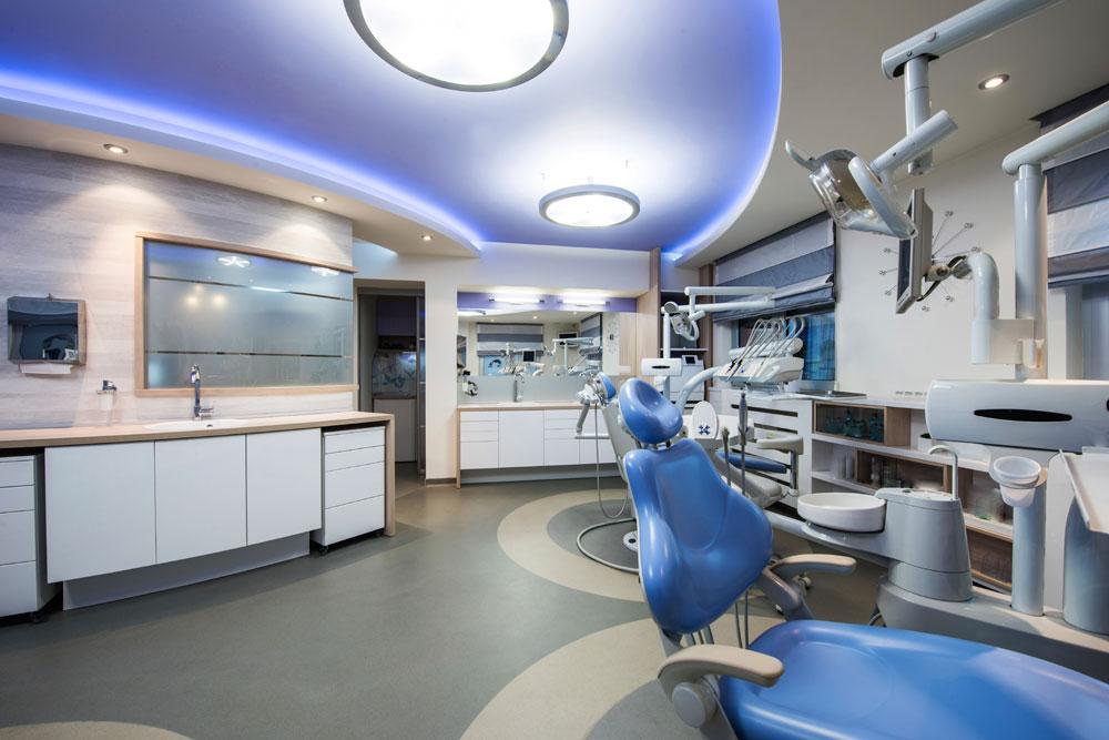 Dise o decoraci n y construcci n de espacios de trabajo - Clinica dental moderna ...